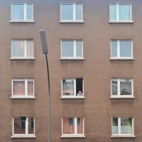 Fensterausguck