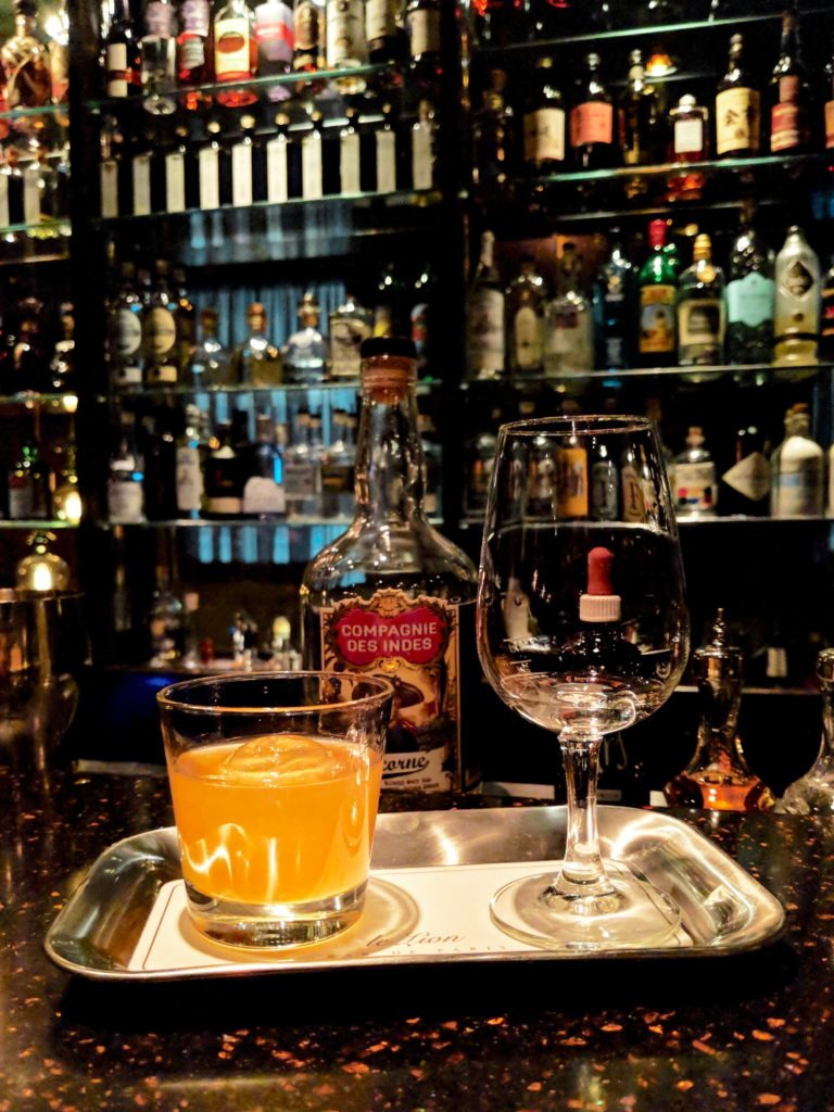 Canchanchara, Cocktail, Le Lion, Hamburg